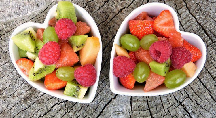 Früchte für Schokofondue