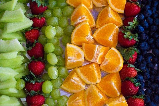 Schokofondue Obst