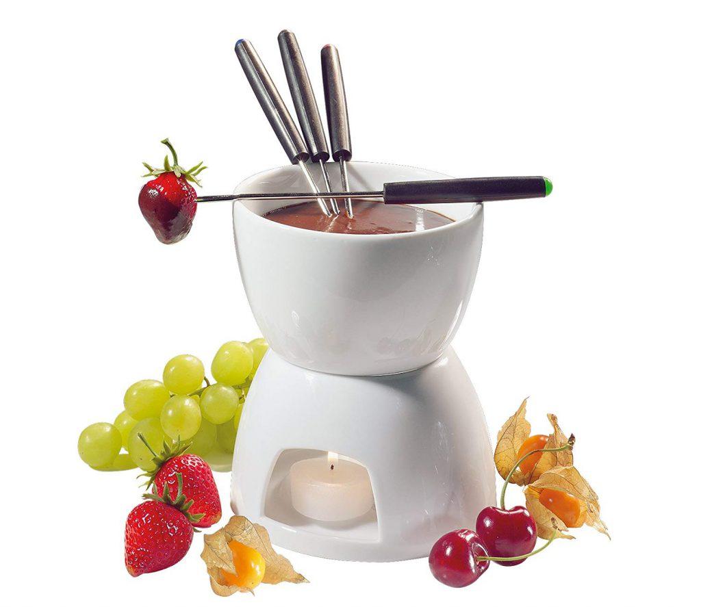 Cilio Schokolade -Fondue-Set